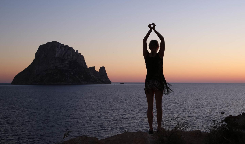 Ibiza 2.0 ehk San Antonio, Cala Saladeta ja Es Vedra