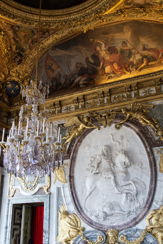 Versailles War Room