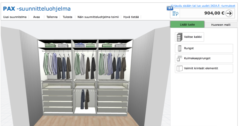 Minu reisid Ikeasse ehk IKEA 101