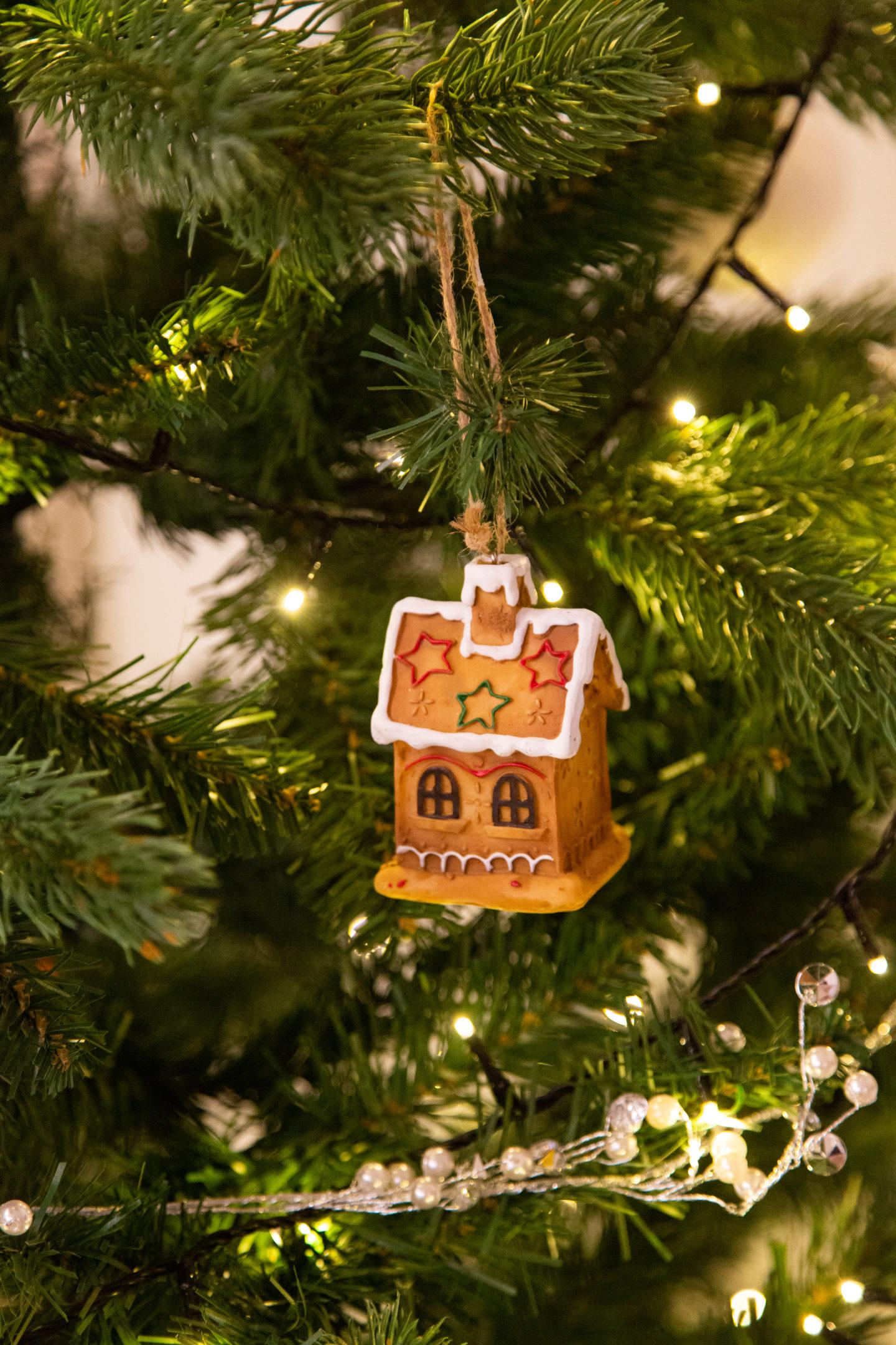 Jõulumeeleolu elutoas
