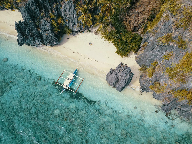 Pulmareis – El Nido, Filipiinid