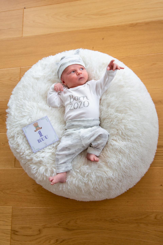 Lapse esimese kuu pildistamine