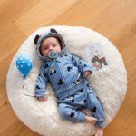 Lapse teise kuu pildistamine - poiku