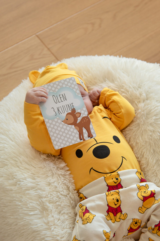 Lapse kolmas kuu ehk laps magab oma toas enda voodis 🥳
