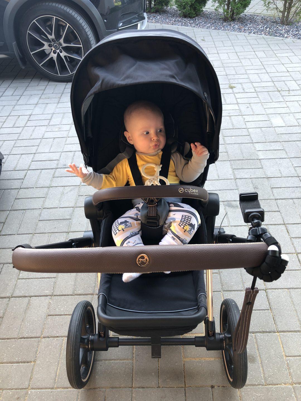 Lapse kuues kuu: kergkäru