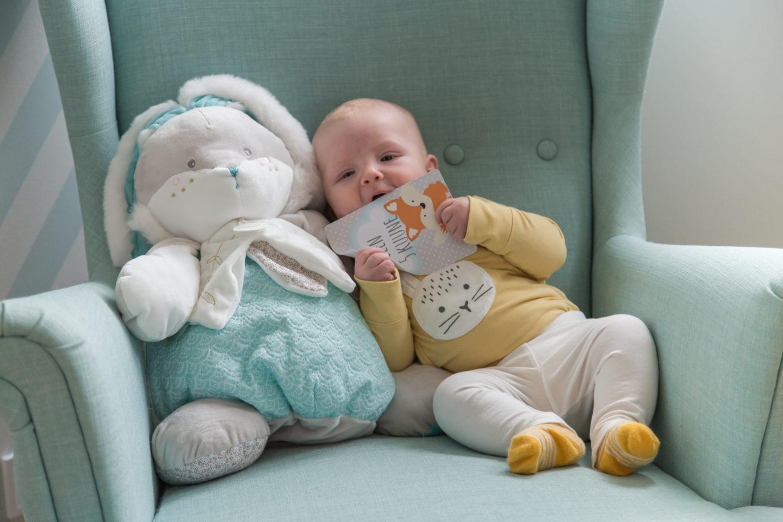 Lapse viienda kuu pildistamine