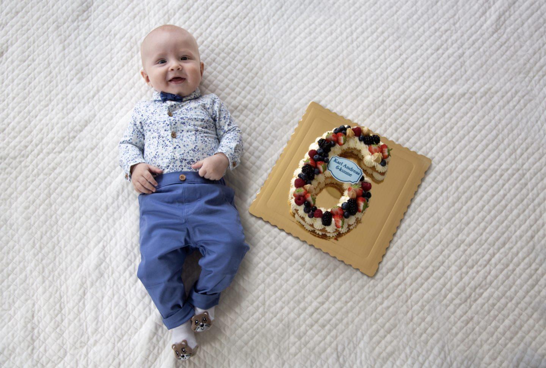 Lapse kuuenda kuu pildistamine