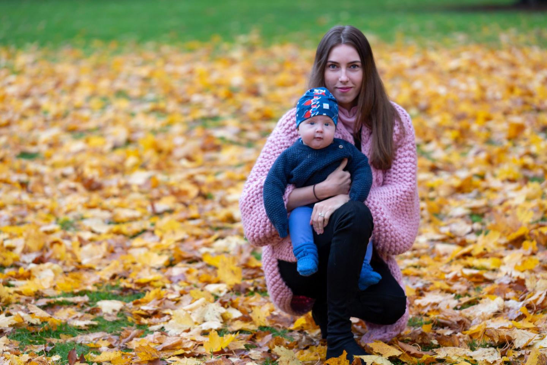 Lapse kaheksas kuu ehk elu beebiga on üsna stabiilne