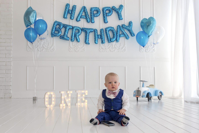 Lapse esimene sünnipäev