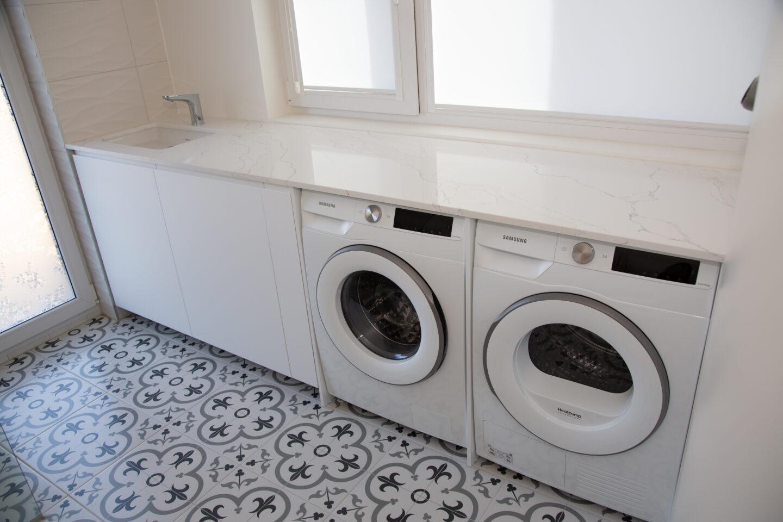 Pesuruum kuivati ja pesumasinaga ehk vannitoa uuendused vol 2
