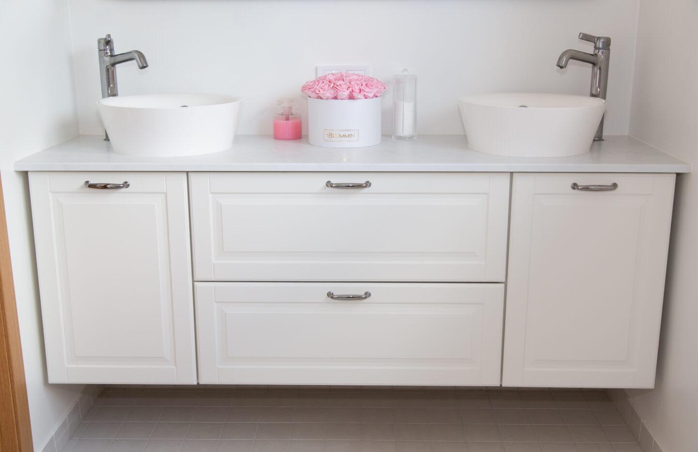 Ikea vannitoamööbel ehk vannitoa uuendused vol 1